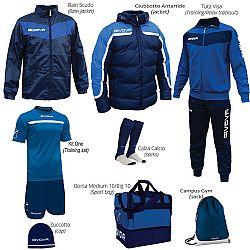 BOX VITTORIA PREMIUM azúrová-modrá - XL