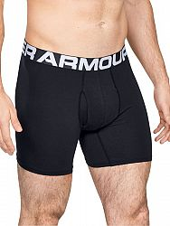 Boxerky Under Armour Charged Cotton 6in 3 Pack 1327426-001 Veľkosť S/M