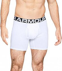 Boxerky Under Armour Charged Cotton 6in 3 Pack 1327426-100 Veľkosť S/M