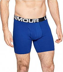 Boxerky Under Armour Charged Cotton 6in 3 Pack 1327426-400 Veľkosť M