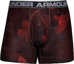Boxerky Under Armour O-Series 6in Boxerjock 2pk Novelty 1299994-891 Veľkosť S/M