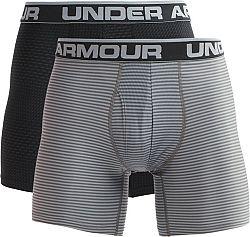 Boxerky Under Armour Original 6In 2 Pack Novelty 1299994-001 Veľkosť S