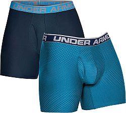 Boxerky Under Armour Original 6In 2 Pack Novelty 1299994-445 Veľkosť S