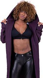 Bunda s kapucňou Nebbia Be Rebel jacket 68105 Veľkosť XS