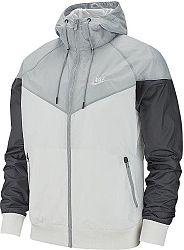 Bunda s kapucňou Nike M NSW HE WR JKT HD ar2191-100 Veľkosť XL