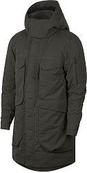 Bunda s kapucňou Nike M NSW TCH PCK DWN FILL PRKA 928912-001 Veľkosť XL