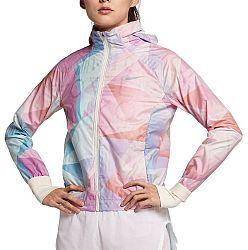 Bunda s kapucňou Nike W NK SHLD JKT HD PR FL 929119-838 Veľkosť XL