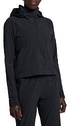 Bunda s kapucňou Nike W NK SWFT RUN JKT aa7966-010 Veľkosť M