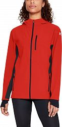 Bunda s kapucňou Under Armour Outrun The Storm Jacket 1308929-890 Veľkosť S/M