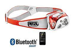 Čelovka Petzl E 95 HMI REACTIK + svítilna korálová s bluetooth e95hmi
