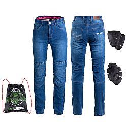 Dámske moto jeansy W-TEC GoralCE