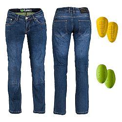 Dámske moto jeansy W-TEC Kavec