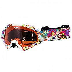 Detské lyžiarske okuliare WORKER Sterling s grafikou