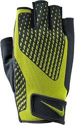 Fitness rukavice Nike CORE LOCK TRAINIG GLOVES 2.0 nlg38023sl-023 Veľkosť M