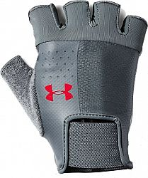 Fitness rukavice Under Armour Men s Training Glove 1328620-012 Veľkosť S/M