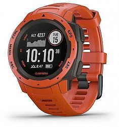 Hodinky Garmin Garmin Instinct Red Optic 010-02064-02