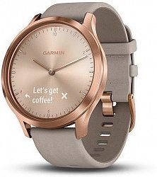 Hodinky Garmin Garmin vívomove Optic Premium Rose Gold 010-01850-09
