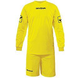 KIT GIVOVA LUNGA žltá - XL