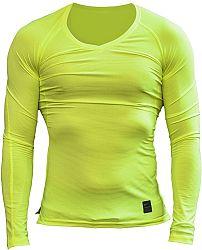 Kompresné tričko Nike GFA M NP HPRCL TOP LS COMP PR 927209-702 Veľkosť L