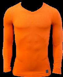 Kompresné tričko Nike Pro Lightweight Seamless Top 824618-815 Veľkosť L