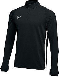 Mikina Nike acay 19 1/4 zip drill top f010 aj9094-010 Veľkosť S