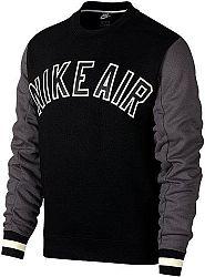 Mikina Nike M NSW AIR CREW FLC ar1822-010 Veľkosť M