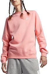 Mikina Nike M NSW CLUB CRW BB 804340-668 Veľkosť XL