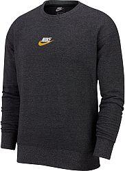 Mikina Nike M NSW HERITAGE CRW 928427-012 Veľkosť XL