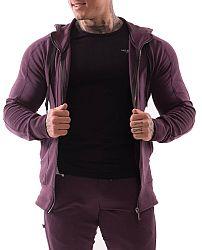Mikina s kapucňou Nebbia jacket zip 72005 Veľkosť XXL