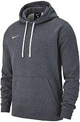 Mikina s kapucňou Nike club 19 fleece hoody f071 ar3239-071 Veľkosť XL