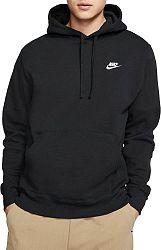 Mikina s kapucňou Nike M NSW CLUB HOODIE PO BB bv2654-010 Veľkosť M