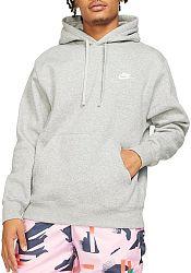 Mikina s kapucňou Nike M NSW CLUB HOODIE PO BB bv2654-063 Veľkosť XL