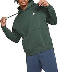 Mikina s kapucňou Nike M NSW CLUB HOODIE PO BB bv2654-370 Veľkosť M
