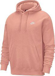 Mikina s kapucňou Nike M NSW CLUB HOODIE PO BB bv2654-606 Veľkosť XL