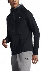 Mikina s kapucňou Nike M NSW MODERN HOODIE FZ 832166-010 Veľkosť XL