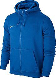 Mikina s kapucňou Nike Team Club Full-Zip Hoodie 658499-463 Veľkosť XS