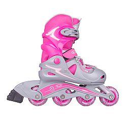 Nastaviteľné korčule WORKER Juny Girl