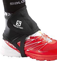 Návleky Salomon TRAIL GAITERS LOW BLACK l32916600 Veľkosť S