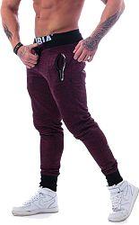 Nohavice Nebbia NEBBIA Pants 10605 Veľkosť XL