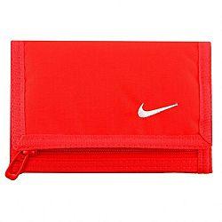Peňaženka Nike Basic Wallet bright crimson nia08693ns-693