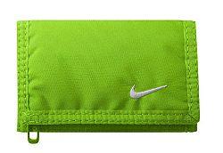 Peňaženka Nike Basic Wallet Voltage green nia08385ns-385