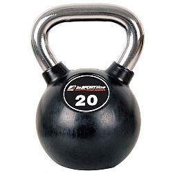 Pogumovaná činka inSPORTline Ketlebel Profi 20 kg
