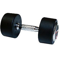 Pogumovaná jednoručná činka inSPORTline 27,5 kg