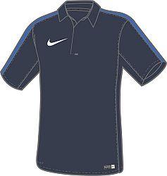 Polokošele Nike Squad15 Short-Sleeve Sideline Polo 646405-451 Veľkosť XS