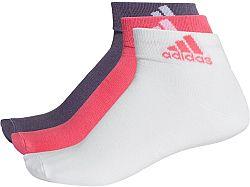 Ponožky adidas Per Ankle T 3pp cf7369 Veľkosť 47-50