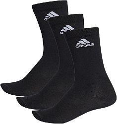 Ponožky adidas PER CREW T 3PP aa2330 Veľkosť 43-46