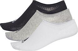 Ponožky adidas PER INVIZ T 3P cv7410 Veľkosť 39-42
