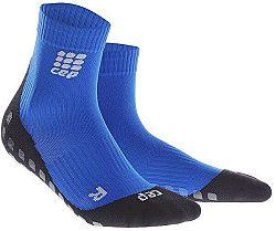 Ponožky CEP CEP GRIPTECH SHORT SOCKS wp5b37 Veľkosť IV