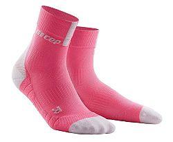 Ponožky CEP Cep krátké 3.0 wp4bx-633 Veľkosť II