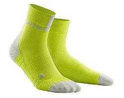 Ponožky CEP Cep krátké 3.0 wp5bx-639 Veľkosť V